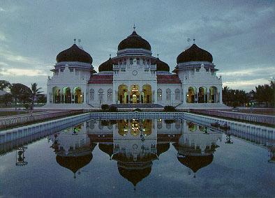 Masjid Besar Aceh Batur Rahman
