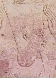 Relief Thutmose II