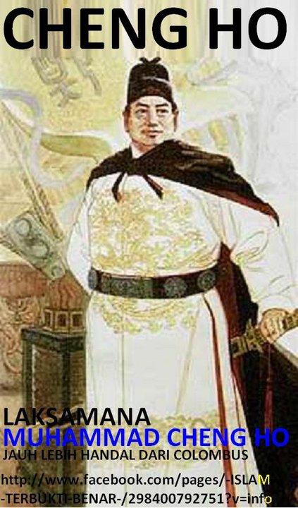 laksamana muhammad cheng ho