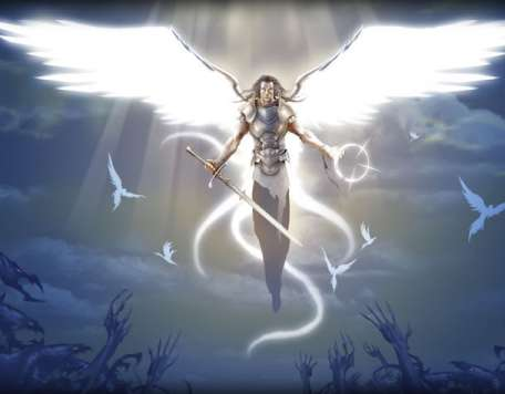 kecepatan terbang malaikat jibril