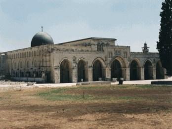 Masjid Al Aqsa Jerussalem Palestine