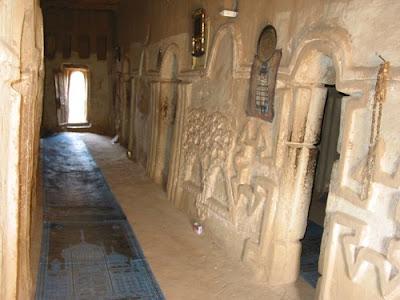 masjid buatan makhluk gaib