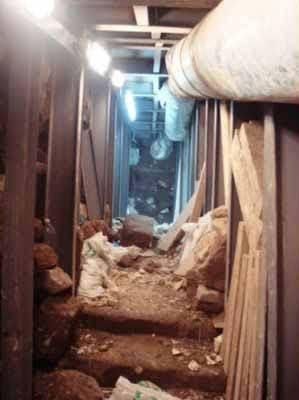 penggalian masjid al-aqsa