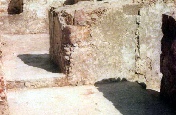 pintu masuk kamar rasul