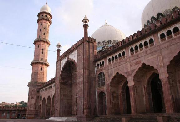 Taj'ul Masjid Bhopal India
