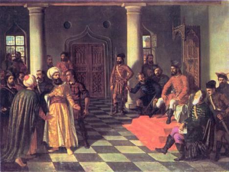 utusan sultan mehmed II
