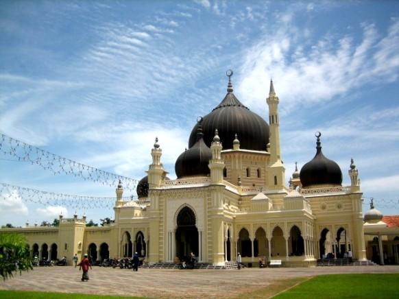 Masjid Zahir Kedah Malaysia